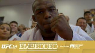 UFC 214: Embedded - Episódio 1