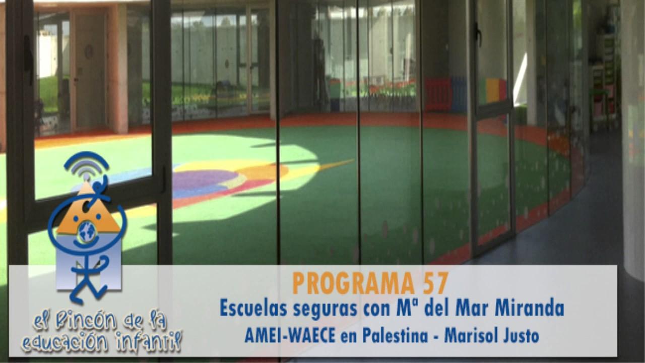 Seguridad Infantil - AMEI en Palestina (p57)