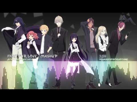 [Nightcore] Fight For Love - 2015 Mashup
