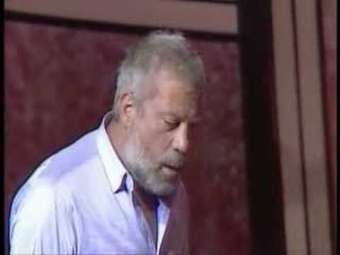 Oliver Reed drunk talk shows appearances