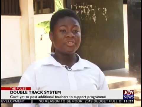 Double Track System - The Pulse on JoyNews (5-11-18)