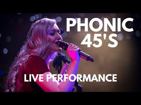 Phonic 45's Video