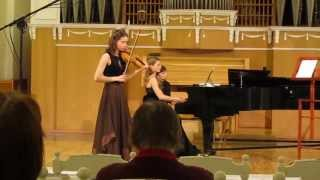 Maryana Osipova | Chausson | Poeme | 3rd Yankelevitch International Violin Competition