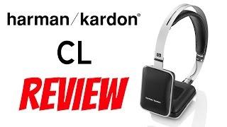 Harman Kardon CL Headphone Review