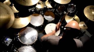 Drum cover medley of the album Pathogenic Ocular Dissonance by Tourniquet