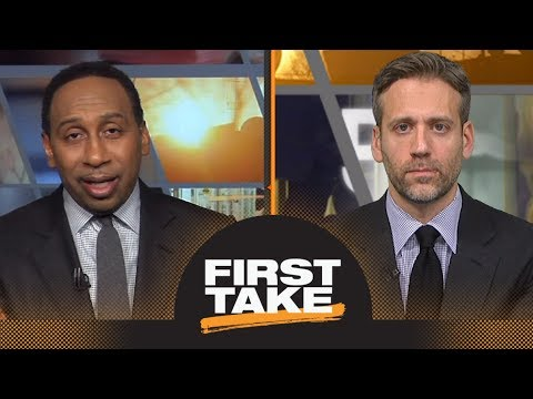 Stephen A. and Max debate how far Thunder will go this season | First Take | ESPN
