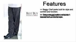 Best Buy Baggy Chef Pants
