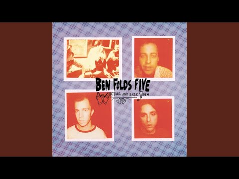Video Killed the Radio Star (Song) by Ben Folds Five