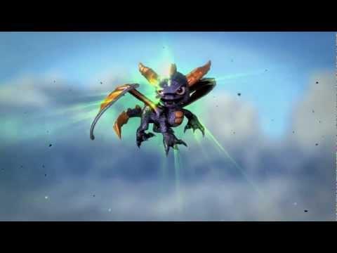 Skylanders Spyro's Adventure Spyro the Dragon Trailer