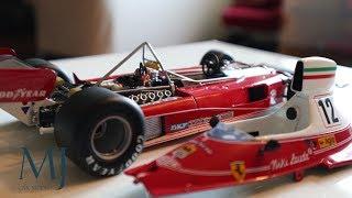 F1 Ferrari 312T Of Niki Lauda By Exoto 1/18