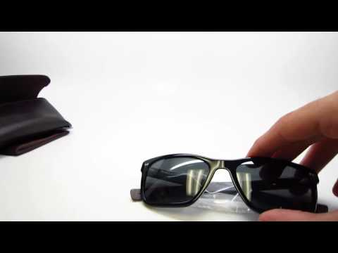 Giorgio Armani AR 8062 5017/87 Black Luxury sunglasses unboxing Special Edition