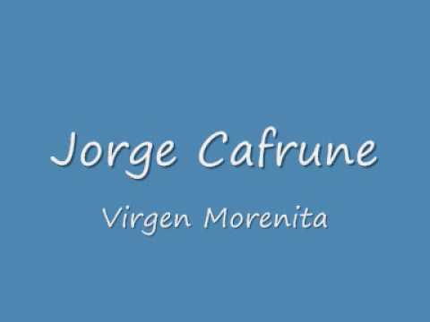 VIRGEN MORENITA