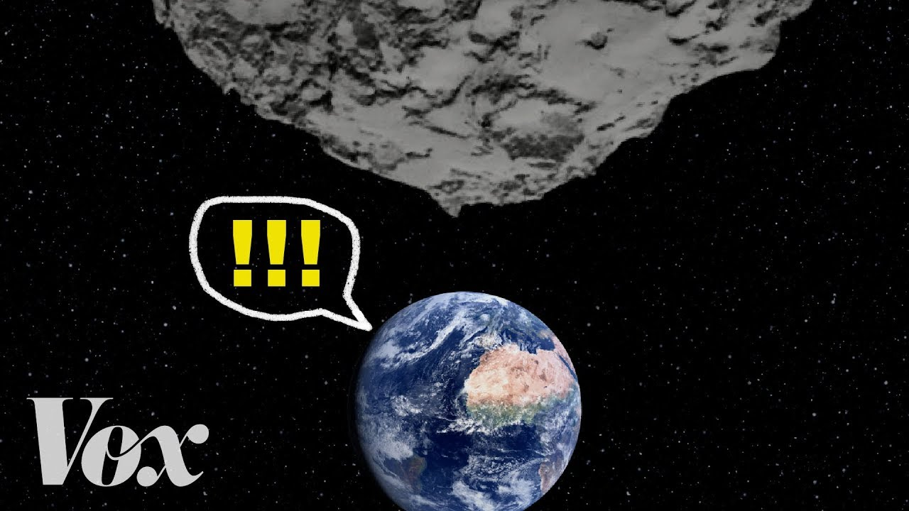 NASA's plan to save Earth from a giant asteroid thumbnail