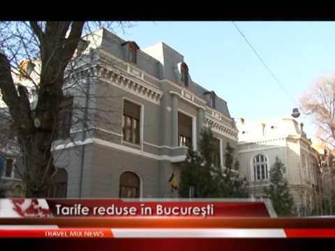Tarife reduse in Bucuresti