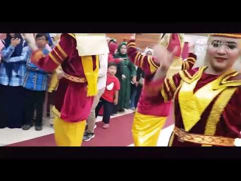 Tari Piring | Prosesi Pernikahan Adat Minang