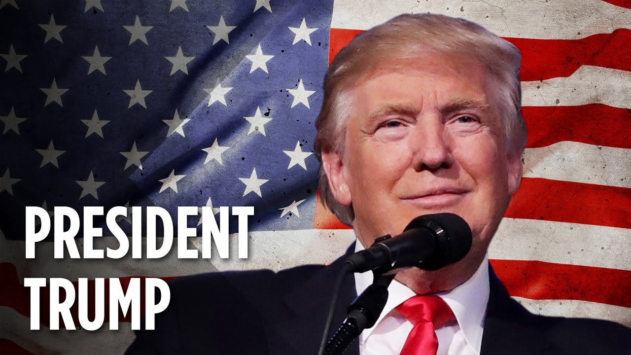 Breaking Down How Donald Trump Won The U.S. Election thumbnail