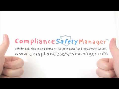 A video showing how Compliance Safety Manager works.