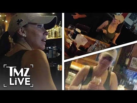 [TMZ] Casey Anthony Has A Great Time At The Bar