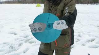 Ножи тонар для мокрого льда