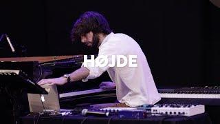 Montreux Jazz Talent Awards - Parmigiani Montreux Jazz Solo Keys Award Winner 2018: Højde