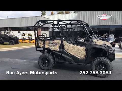 2019 Honda Pioneer 1000-5 Deluxe in Greenville, North Carolina - Video 1