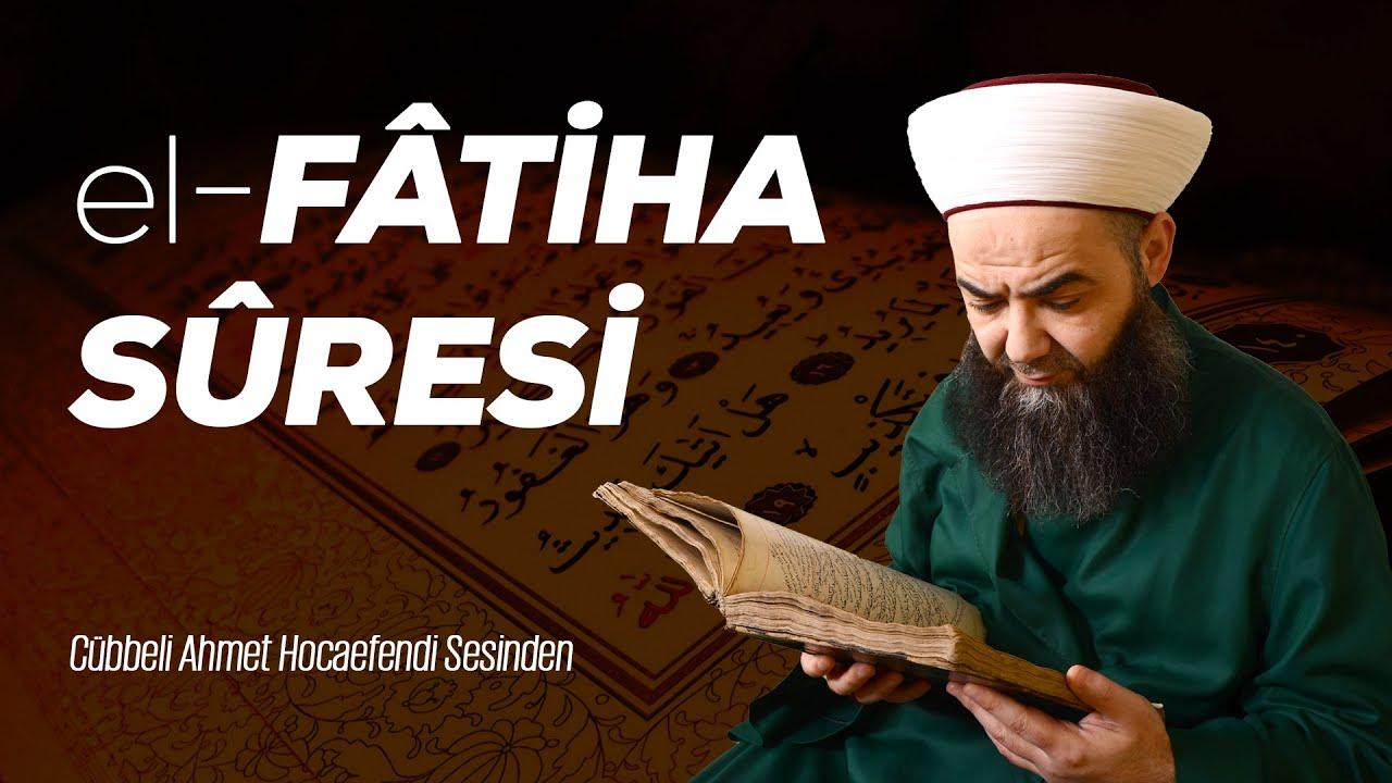 1 el-Fâtiha Sûresi