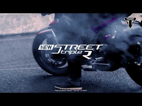 2021 Triumph Street Triple R Low in Columbus, Ohio - Video 1