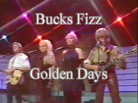 Bucks Fizz Golden Days  Sunday Sunday 1984 Bucks Fizz