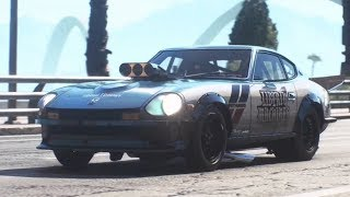 Need for Speed Payback - Derelict Car Part Locations - Nissan Fairlady 240ZG 1971