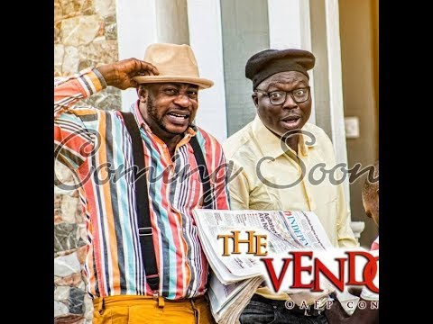 Mr Latin & Odunlade Adekola In New Comedy