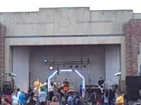 "Blind Robbery ""What Am I To Do"" @ Jones Beach 7/25/08"