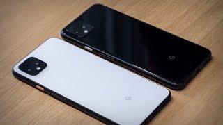 Google Pixel 4 und Pixel 4 XL: Die neuen Google-Smartphones im Hands-On   CHIP