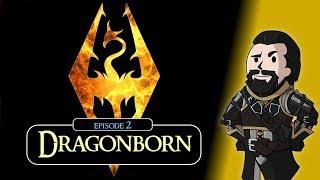 SKYRIM - Special Edition (Ch. 5) #2: You're A Dragonborn Lenny
