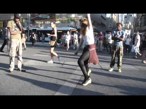 the amazing street dance