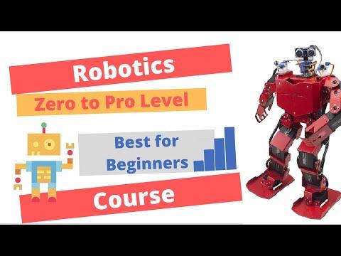 Robotic Course - Zero to Pro Level  - Introduction   In Hindi   Basics of Robotics