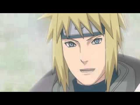 Naruto meets his father english dub