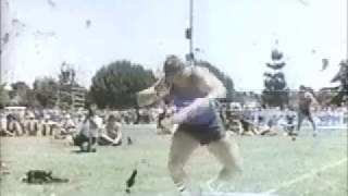 Brian Oldfield - The best throw of my life