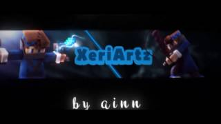 👌✌MINECRAFT BANNER FOR ME || BY AINN [SUB HIM || HE MAKES DESIGNS IN MY SHOP]