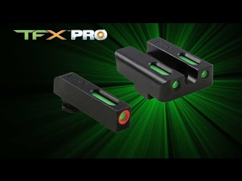 Extreme Targeting With TruGlo Handguns Sights