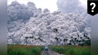Volcano pyroclastic flow: Pyroclastic flows move rapidly and destroy all in their way - TomoNews