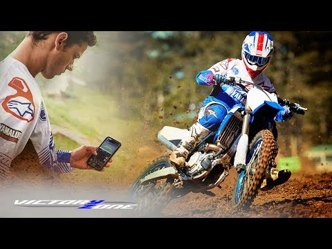 2019 Yamaha YZ450F in Danville, West Virginia - Video 1