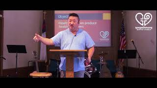 The Unhealthy Church