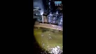 Потоп на Порт-Артурской: водой залило почти 800 домов