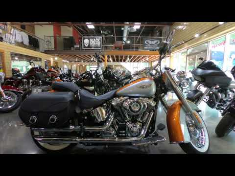 2014 Harley-Davidson Softail® Deluxe in South Saint Paul, Minnesota - Video 1
