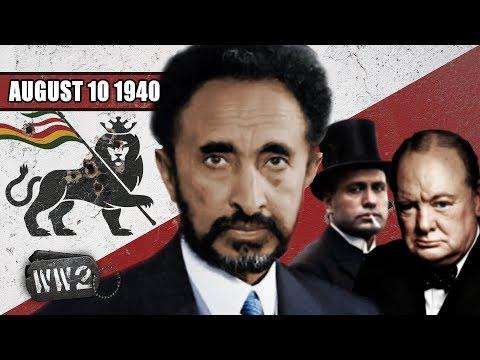 První návrh invaze do Sovětského svazu - Druhá světová válka