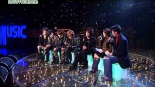 [Vietsub] SS501 - DVD The 1st Story Of SS501 - Disc 1 - Music Space Part 2