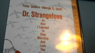 DR STRANGELOVE dvd review