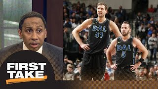 Stephen A: I don't understand how the hell the Mavericks can't get players | First Take | ESPN - Video Youtube