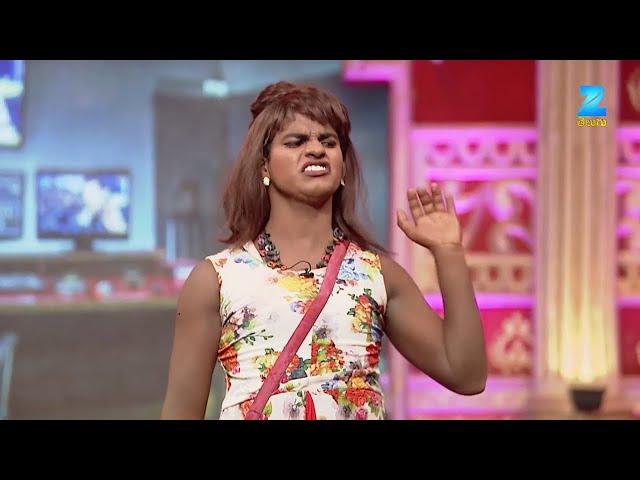 Comedy Khiladilu – 11th July 2017 – Full Episode | Anchor Pradeep, Ravi | Zee Telugu