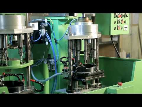 CNC Drilling & Tapping SPM for RTB
